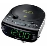 CD/Radio Alarm Clock